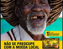 ADVERTISING - LANÇAMENTO CARTÃO MULTIDIVISAS UNICÂMBIO