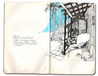 Travel scetch(GOA/09)