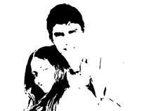 Retrato Belen&Gonzalo