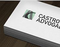 Identidade Visual Castro Advogados