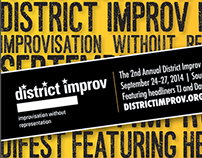 District Improv Festival