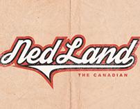 Ned Land Logo concept