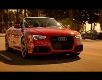 Retuching: AUDI The future Chauffeur | GER, 2014