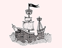 Martins Ship