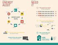 What is energy audit?