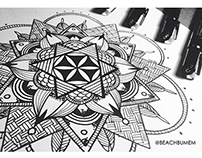 Mandala Sketches
