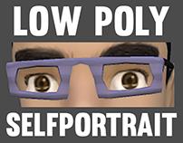 Lowpoly Portrait