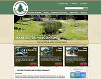 Northland Lutheran Retirement Community ~ Marinette Wi