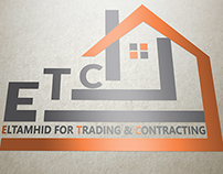 Branding for Eltamhid for Trading & Contracting