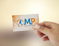 Identidade visual - MP Consultoria Esportiva