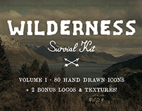 Wilderness Survival Kit - Volume I