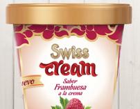 Donna Ice Cream line