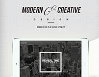Allianz - Modern Responsive WordPress Blog Theme