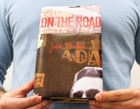 On the Road – Book Jacket Design