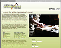 1st Orlando Handyman Website