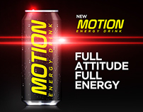 Motion Energy Drink