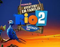 Sustagen // Promoção Rio2