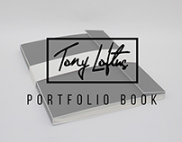 Tony Loftus Portfolio Book