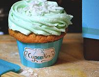 Cupcakes | Branding