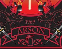 Arson's Pentacle