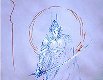 《饮血狂魔#XUN-魔戒##XIAOZADY#迷失古城-生杀之戒》