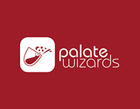Palate Wizards - Logo