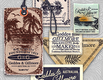 Gold Coast - Menswear  Fashion Branding & Graphics