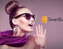 Website Banners for SmartBuy Glasses