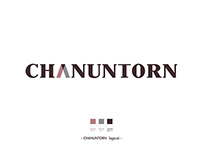LAYOUT AND CI for CHANUNTORN logo /real estate company