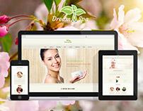 Dream Spa - Responsive Beauty Salon WP Theme
