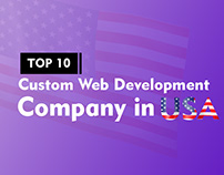 Top 10 Custom Web Development Company in USA