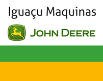 Iguaçu Maquinas . John Deere