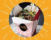 Noodles - Cocina Asiática