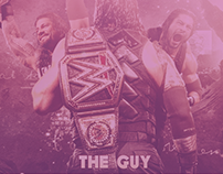 WWE Superstars Profile Page..