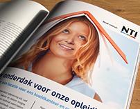 NTI // advertising campaign