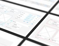 Urbe Frontend - UI Design