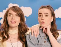 Sarah en Julia | Hoofd in de wolken