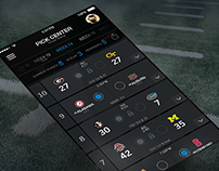 College Football Pick Em' App