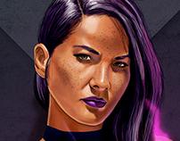 X-Men Origins : Psylocke