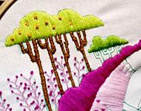 Stitchwork
