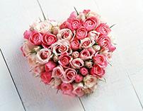 GodOfFlowers - цветочный магазин