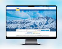 Web de Villmor.com Alojamientos en el Valel de Benasque