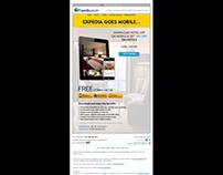 Expedia -I pad apps