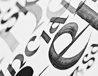 Calligraphic Impressions