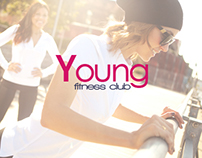 Young fitness, Spa Template