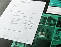 ›Stefan Hobmaier – Photography‹ | Corporate Design