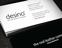 Desino- the real leather company