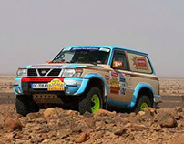 Peps' Team Covering - Rallye des gazelles 2014