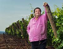 Sacha Lichine/Chateau d'Esclans for Simple Wine News