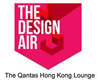 THE QANTAS HONG KONG LOUNGE